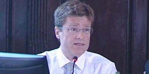Per Hellström (Head of Unit, Merger Energy and Environment, DG Comp, EC)