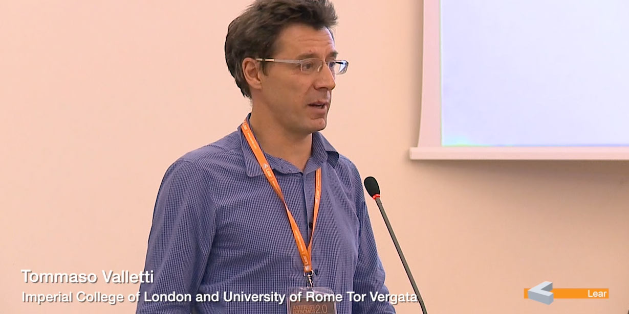 Tommaso Valletti (Imperial College of London and University of Rome Tor Vergata)