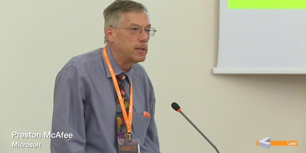 Preston McAfee (Microsoft)