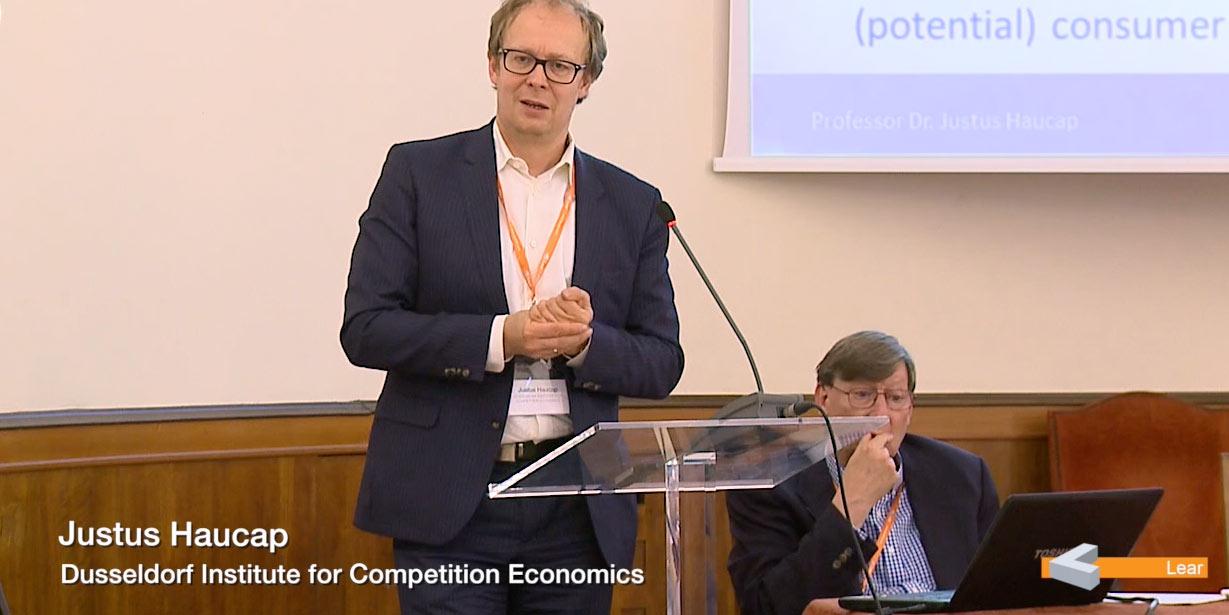 Justus Haucap (Dusseldorf Institute for Competition Economics)