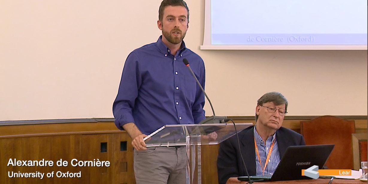 Alexandre de Cornière (University of Oxford)