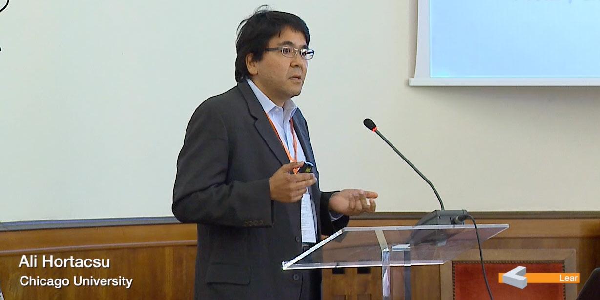 Ali Hortacsu (Chicago University)