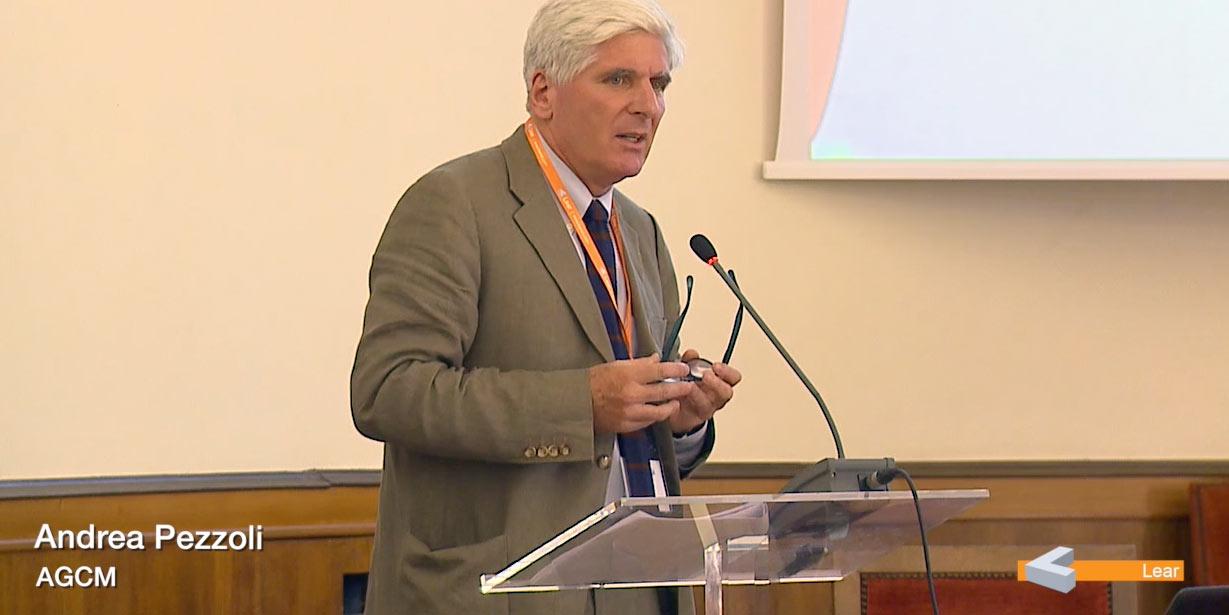 Andrea Pezzoli (AGCM)