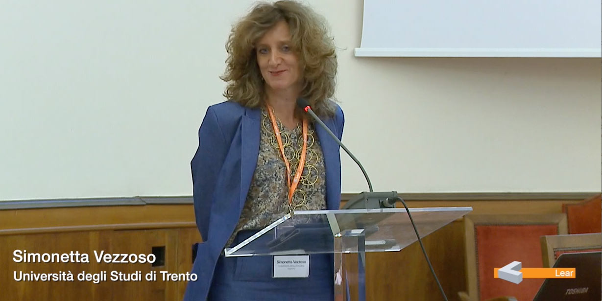 Simonetta Vezzoso (Università degli Studi di Trento)