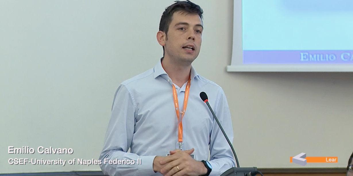 Emilio Calvano (CSEF University of Naples Federico II)