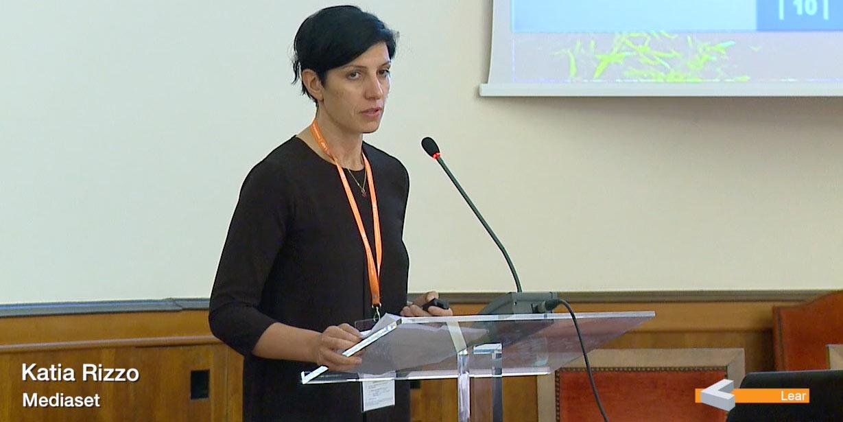 Katia Rizzo (Mediaset)